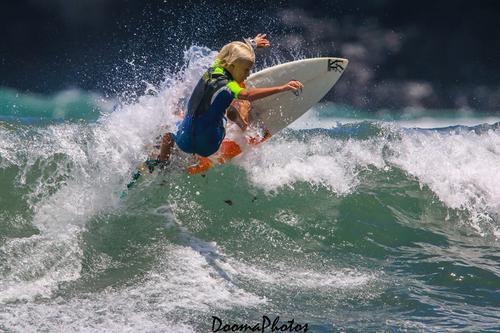 Hawaii amateur surfing association