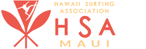 Hawaii Surfing Association Maui